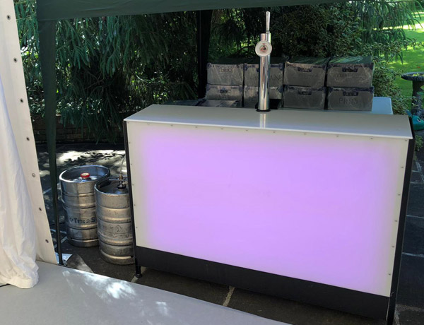 Straight bar hire in essex