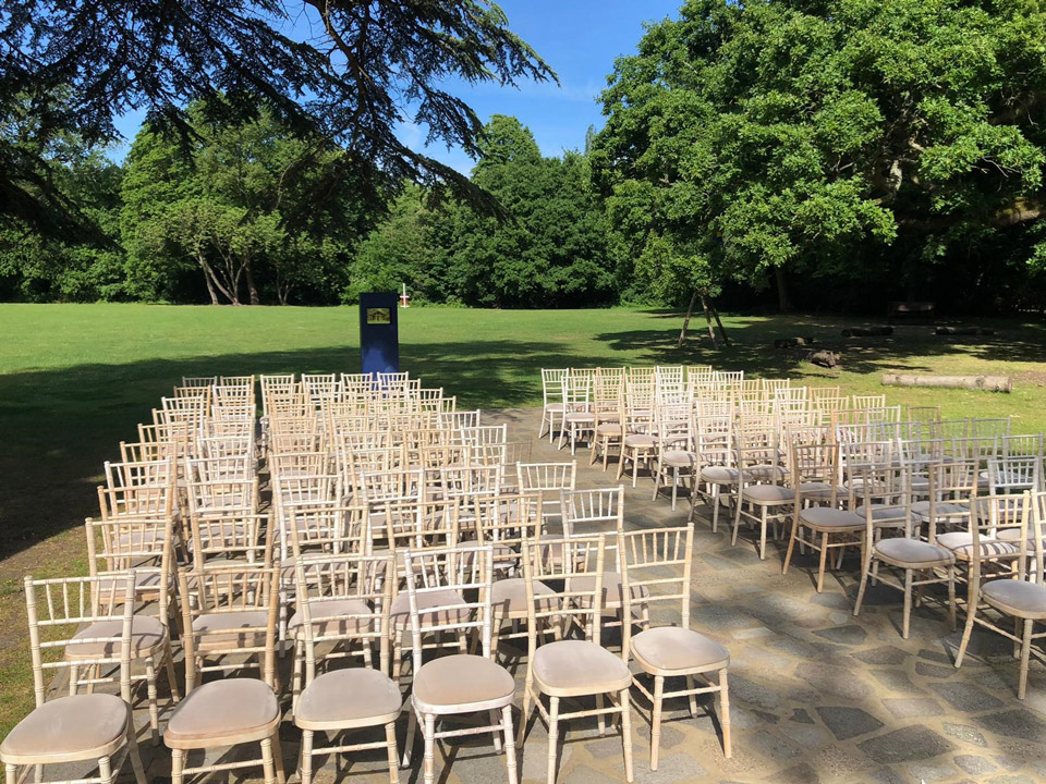 Event Chair Hire