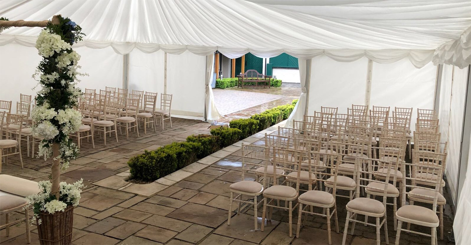 Wedding Marquee Hire Recommendation