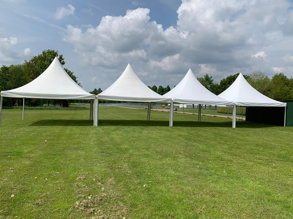 Chinese Hat Marquee Hire