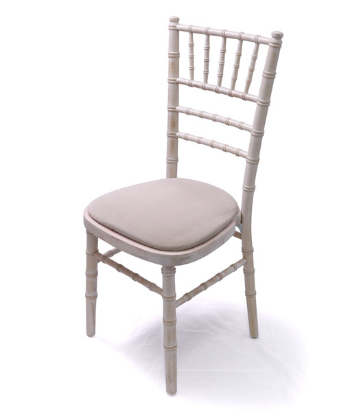Limewash Chair