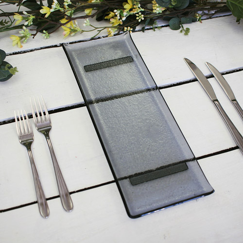 Glass Rectangular Plate