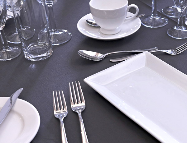 Tableware Hire Services